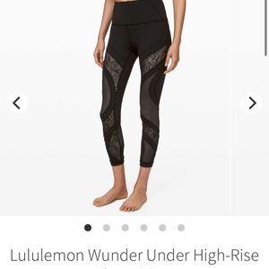 Lululemon Wunder Under High-Rise Tight *Lace - 6